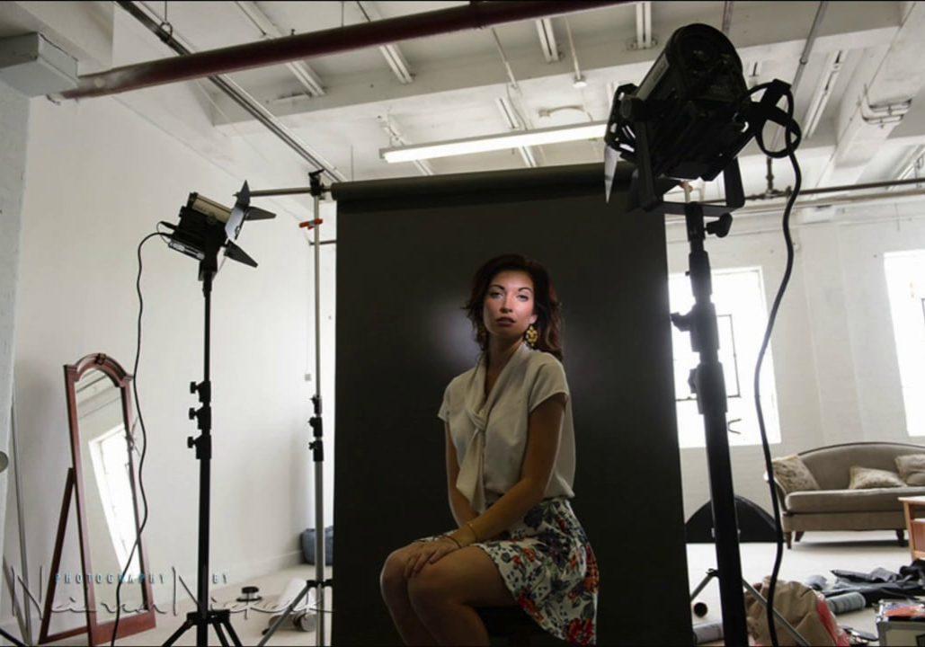 Hollywood lighting and camera - Vimeo thumbnail