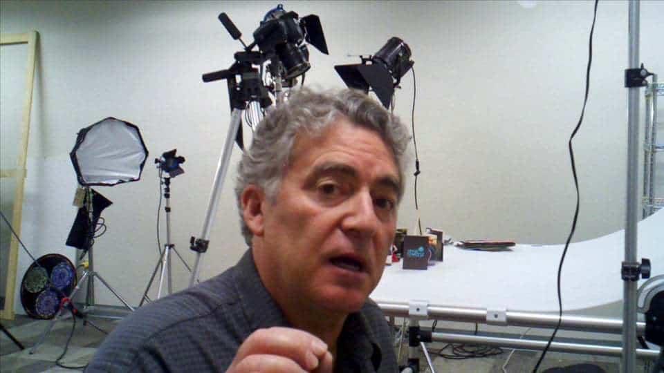 Light paint accordian book - Vimeo thumbnail
